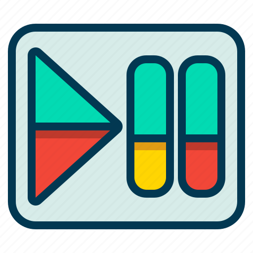 Control, pause, playback, start icon - Download on Iconfinder