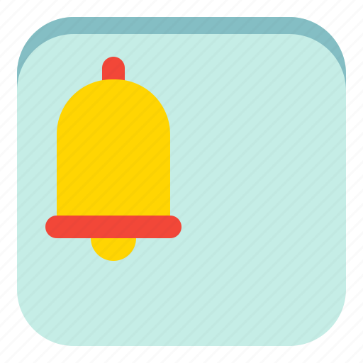bell, notification, reminder, ring icon