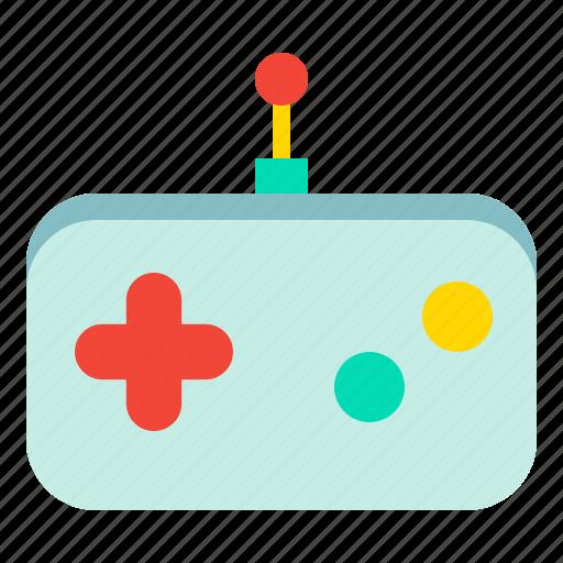 controller, game, joystick, tool icon
