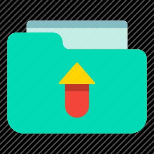 data, file, transfer, upload icon