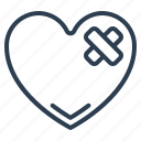 activity, health, heart, monitoring icon