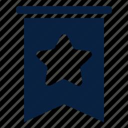 bookmark, favorite, saved, whislist icon