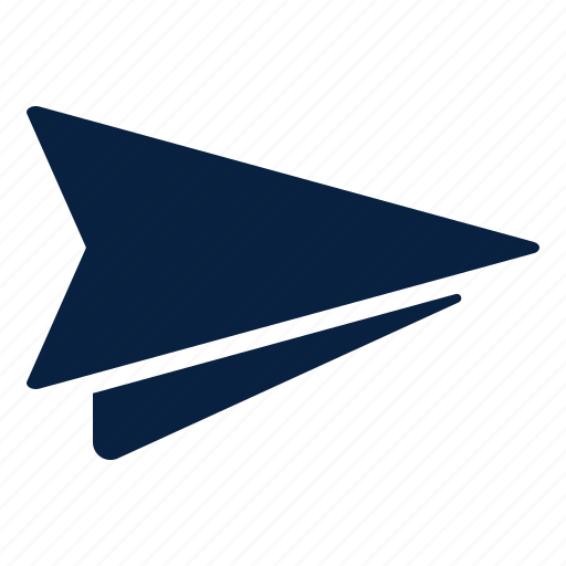 mail, plane, send, start icon