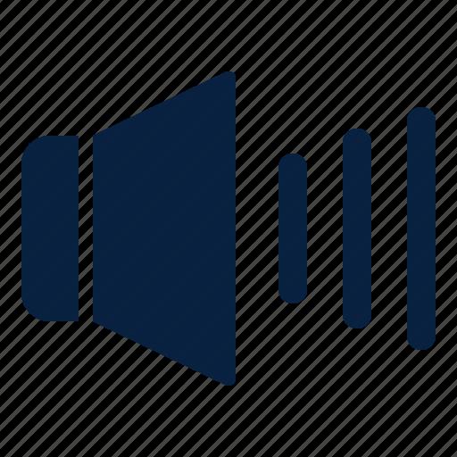 indicator, mute, sound, voice icon