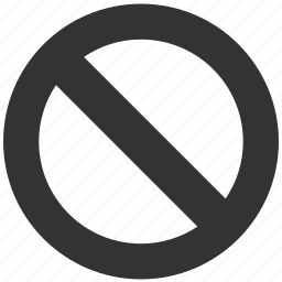 alert, error, hazard, no, stop, warning, wrong icon