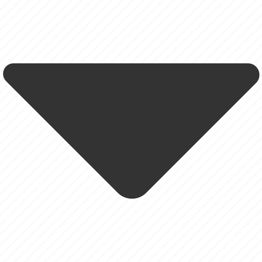 arrow, bottom, direction, download, downward, south icon