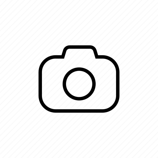 camera, photo, photograph, photography, picture, roundedsolid icon