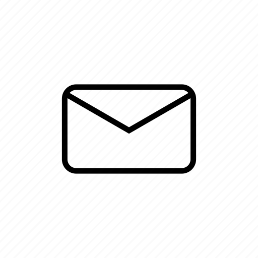 email, mail, message, proposition, roundedsolid, send icon