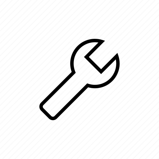 fix, house job, repair, roundedsolid, screw driver, setting, wrench icon