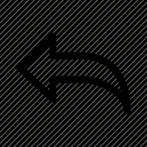 arrows, left, ui, ux icon