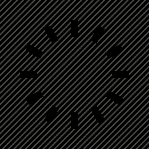 loading, ui, ux icon