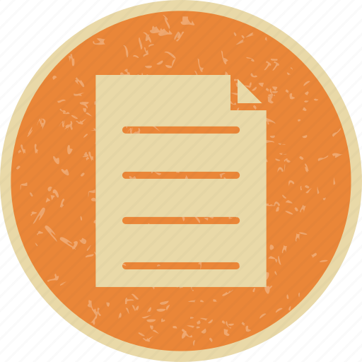Report, document, basic ui icon - Download on Iconfinder