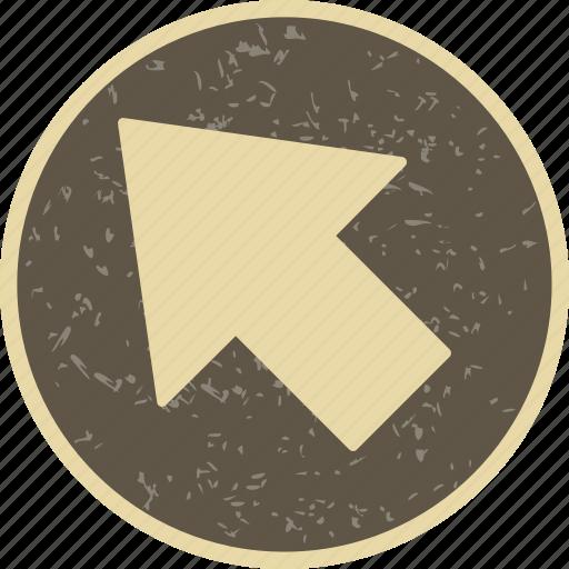 arrow, cursor, pointer icon