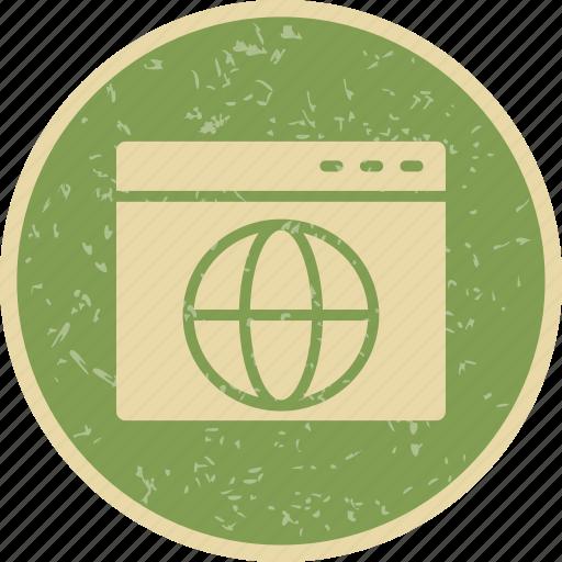 Browser, internet, basic ui icon - Download on Iconfinder