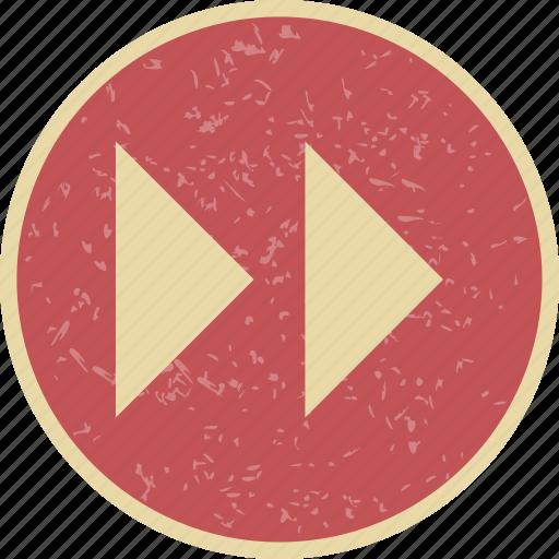arrow, arrows, basic ui, forward arrows, next icon