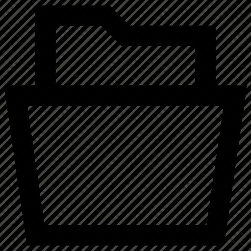 File, folder, office, sort, storage icon - Download on Iconfinder