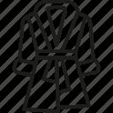 antecedents, art, bathrobe, creative icon