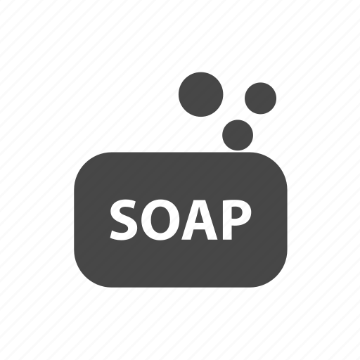 bubble, soap icon