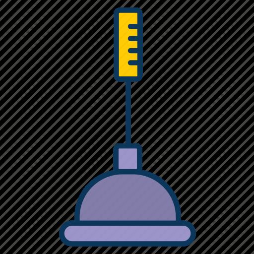 plumber, rubber, toilet, vacuum, vacuum rubber icon
