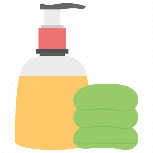 bathroom accessories, bottle soap, cleaning equipment, hand wash soap, hygiene, soap and cleaning icon