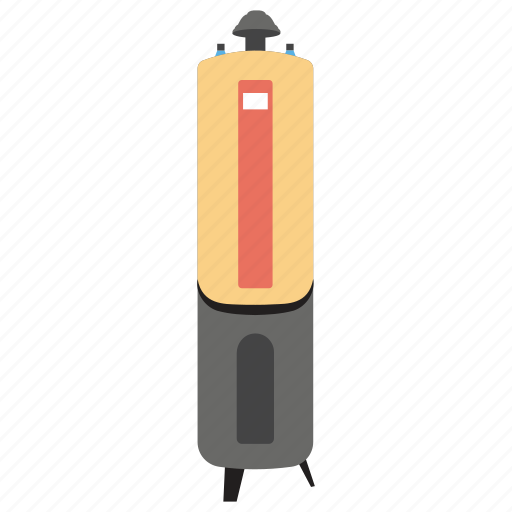 electric geyser, geyser, washroom appliance, water boiler, water heater icon