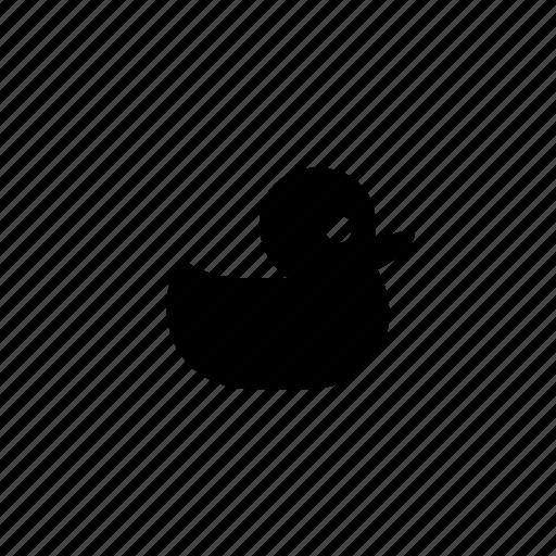 bath, bathroom, child, duck, toy icon