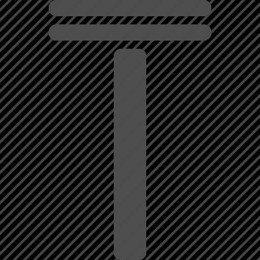 razor, shaver icon