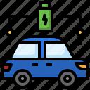batteries, car, eco, battery, energy, vehicle