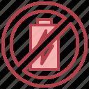 banned, battery, level, status, full, electronics