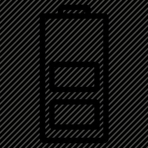 aa, battery icon