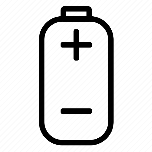 aa, battery, electric, electricity, energy icon
