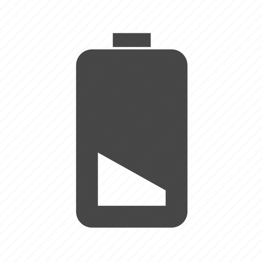 battery, charged icon
