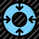 battle royale, blue zone, fortnite, pubg icon