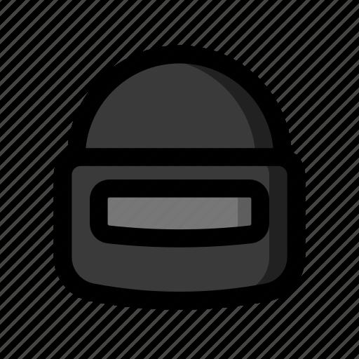 helmet, police, pubg, swat icon