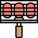 grill, basket, grate, cooking, tool