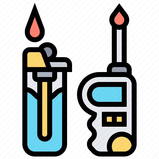 cooking, gas, kitchen, lighter, stove icon