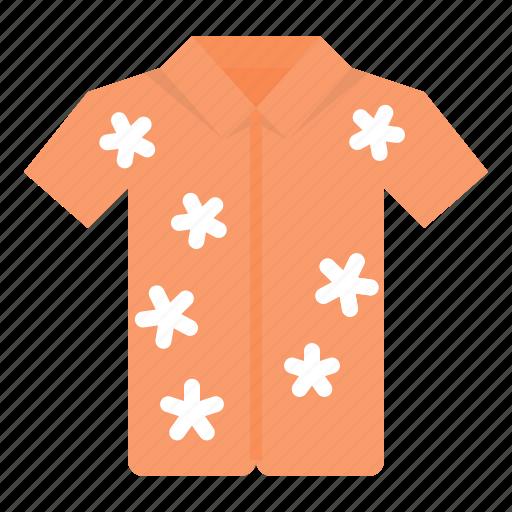 beach, shirt, summer, vacation icon