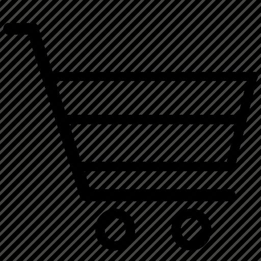 cart, checkout icon