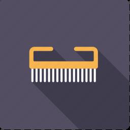 bathroom, beauty, body care, hygiene, nailbrush icon