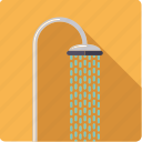 bathroom, beauty, body care, fixture, hygiene, shower icon
