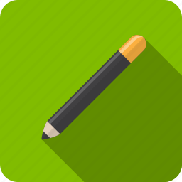 beauty, cosmetics, eye, make, pencil, up icon