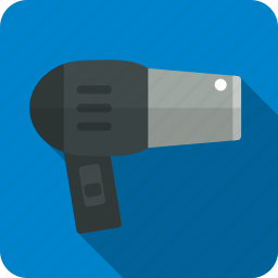 beauty, device, dryer, hair, salon, tool icon