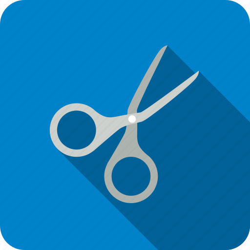 beauty, care, hand, manicure, nail, scissors icon