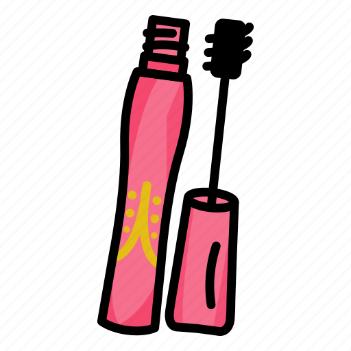 Beauty, eye, makeup, mascara icon - Download on Iconfinder