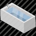 bath, bathroom, closet, sanitary, washroom icon