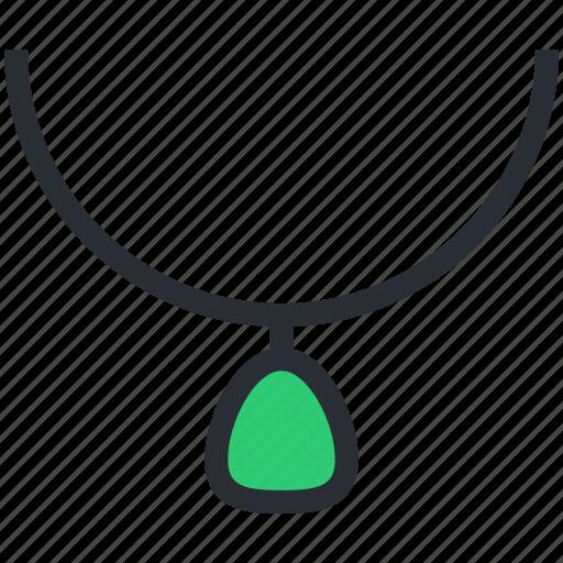 fashion accessory, jewellery, necklace, pendant icon