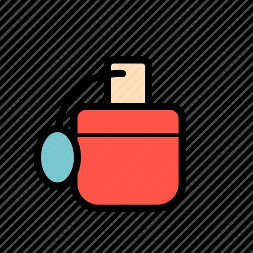 eau, parfum, smell, toilette icon
