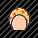 beauty, parlour, hair, bend, scarf, treatment icon