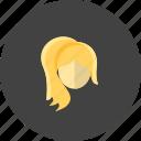 beauty, face, fashion, fold, girl, hair, hairstyle