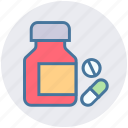 aid, care, drug, hospital, medicine, recovery, treatment icon